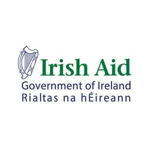 Irish Aid logo